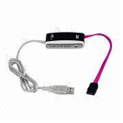 China USB2.0 to SATA Cable