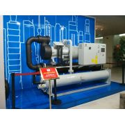Water Cooled Screw Chiller Manufacturer