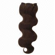 100% unprocessed Brazilian virgin hair from China (mainland)