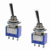 3-pin Toggle Switch from China (mainland)