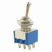 6A/125V AC Toggle Switch from China (mainland)