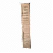Hemlock louvered door from China (mainland)