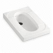Ceramic Squat Pans WC Toilet from China (mainland)
