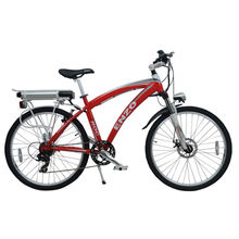 Electric Bicycle, Aluminum Frame, Popular Model