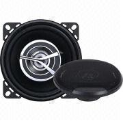 4-inch and 2-way Black Coaxial Car Horns from China (mainland)