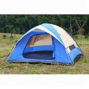Camping tents from China (mainland)