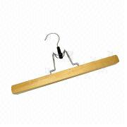 Wooden clothes hanger from China (mainland)