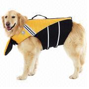 Dog Life Jacket from China (mainland)