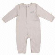Baby long-sleeved jumpsuits from China (mainland)