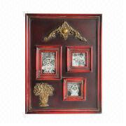 Wooden Collage Photo Frame from China (mainland)