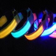 Waterproof LED Dog Collar from China (mainland)