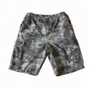 Cargo Shorts from China (mainland)
