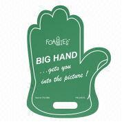 EVA foam hand from China (mainland)