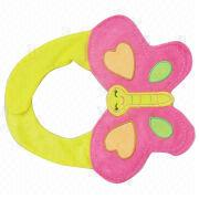 China Pretty Butterfly Shaped Baby Bibs