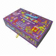 Box,Cardboard Children's Toy Packaging Printed Box from China (mainland)