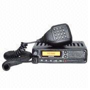 China Digital Mobile Two-way Radio, DPMR with Analog Mode, Caller ID Display