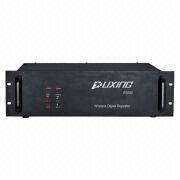 Digital DMR Repeater with TDMA Mode 2 Slots, Supports for Third-party Diplexer Built-in from Xiamen Puxing Electronics Science & Technology Co. Ltd