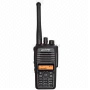 China Digital DMR two way radio with TDMA format and analogue/digital dual mode