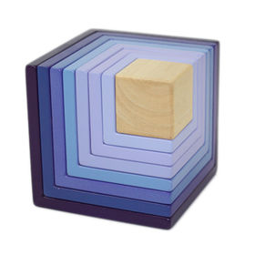 Fashion 3D solid wooden jigsaw puzzle Manufacturer