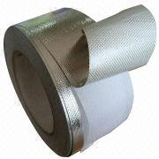 Boat ship thermal insulation aluminum foil fiberglass adhesive tape from China (mainland)