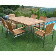 Outdoor furniture set from China (mainland)
