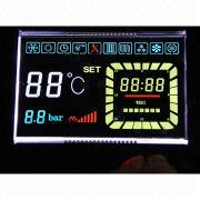 VA Auto Meter LCD Display from China (mainland)