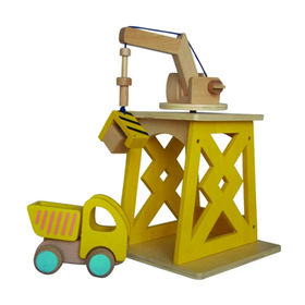 Kid's Wooden Car Toys from China (mainland)