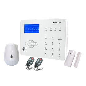 China Home Burglar Alarm System
