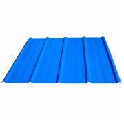 Roof sheets from China (mainland)