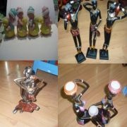 Wholesale Porcelain Figurines Polyresin crafts Statues, Porcelain Figurines Polyresin crafts Statues Wholesalers