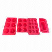 Disney audited food grade custom platinum silicone cake baking molds from China (mainland)