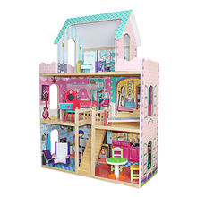 2014 new popular hot sale wooden play house from China (mainland)
