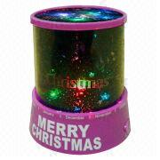 Hot Sale Christmas Gift Projector Light from China (mainland)