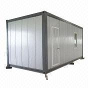 Prefabricated Container House from China (mainland)