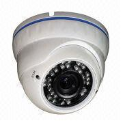 Varifocal Lens Vandal-proof Dome HD-CVI Camera