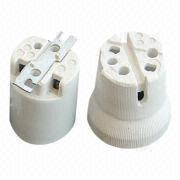 E39 E40 Lamp Socket and Holder from China (mainland)