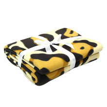 Solid and Printed Polar Fleece Blanket Manufacturer