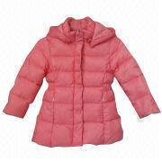 Down jackets from China (mainland)