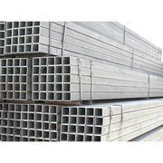 China Galvanized Square Pipes