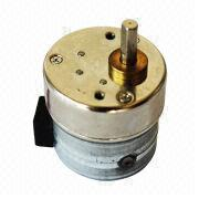 35mm permanent magnet stepping geared motor from China (mainland)