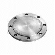 Standard ANSI B16.5 Gr2 forged titanium pipe flange from China (mainland)