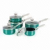 10-piece Cookware Set from China (mainland)