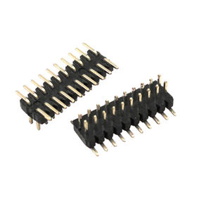 1.0mm Pin Header Board to Board Connector with Operating Temperature of -40 to 105°C from Morethanall Co. Ltd