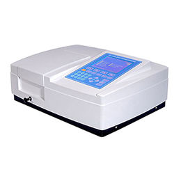 UV Spectrophotometer with Large LCD Scanning
