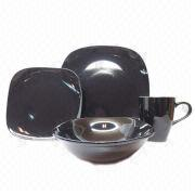 Glazed dinner set Manufacturer