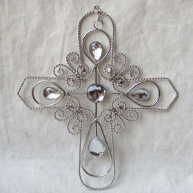 Cross Ornament from China (mainland)