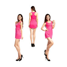 Women's seamless sheath dresses from China (mainland)