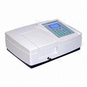 UV Spectrophotometer with Scan Software