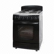 Black color electric stove from China (mainland)