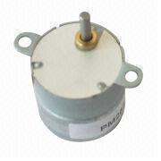 7.5° Step Angle PM Stepping Gearbox Motor from China (mainland)
